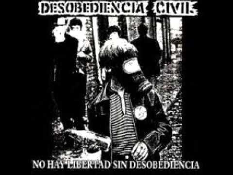 Desobediencia Civil - No hay libertad sin desobediencia