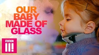 Our Baby Made of Glass   Living Differently