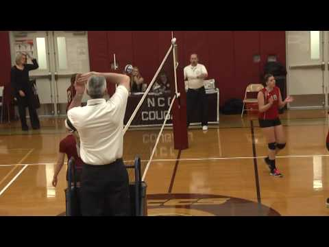 NCCS - Beekmantown Volleyball 9-17-13
