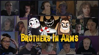 """""""Brothers In Arms"""" Song By DAGames (Reaction Mashup)"""