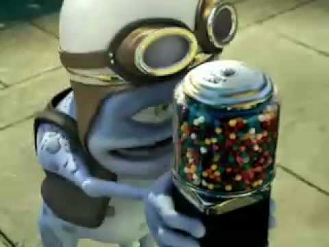 Crazy Frog - In the House.flv
