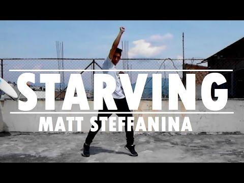 STARVING - Hailee Steinfeld ft Zedd Dance Cover | @MattSteffanina Choreography