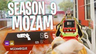 The Season 9 Mozam Has No Right Being This Good - Apex Legends Season 9