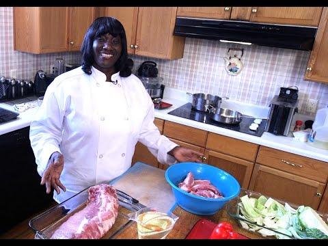 ORIGINAL SC | Gullah Chef Sallie Ann Robinson