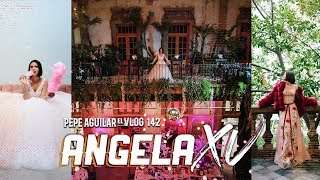 PEPE AGUILAR - EL VLOG 142 - ANGELA XV              4K