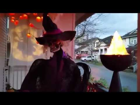Bob & Lorie - Halloween in Pitt Meadows - 2015
