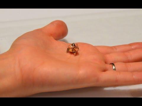 Najmanji robot na svetu