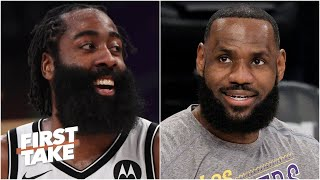 LeBron or James Harden: Whose return will have a bigger impact? | First Take