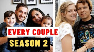 90 Day Fiance Season 2 Cast: Marriages, Divorces, and Babies! | Where Are They Now?