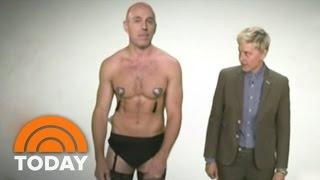 Ellen DeGeneres Pranks Matt At Daytime Emmys | TODAY