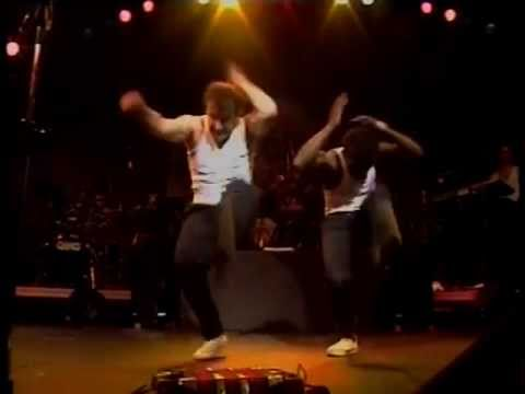 Johnny Clegg & Savuka - Dance - Heineken Concerts 97