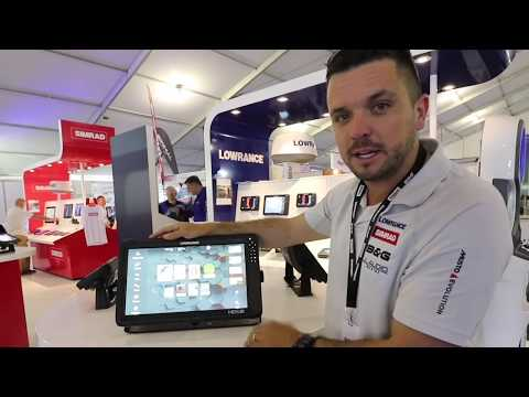 Lowrance Carbon HDS walkthrough with Ken Thompson