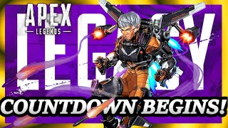 🔴Apex Legends Live: SEASON 9 LEGACY LIVE COUNTDOWN | 3v3 Arenas Gameplay + Valkyrie! (EVENT/UPDATE)