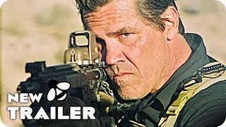 Sicario 2 Soldado Trailer, Clips, Featurettes (2018)
