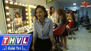 THVL | Miu Lê ngơ ngác vì thí sinh Ca sĩ giấu mặt