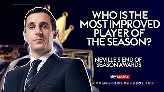 Gary Neville reveals his end-of-season award winners 🏆| Monday Night Football