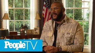 Tyler Perry Opens Up About Surviving Abusive Childhood: 'I Don't Think I Ever Felt Safe'   PeopleTV