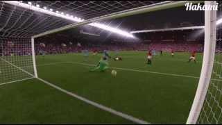 هدف واين روني على مانشستر سيتي(FIFA 15) - فارس عوض