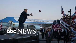 Biden, Trump on the campaign trail in Florida | WNT