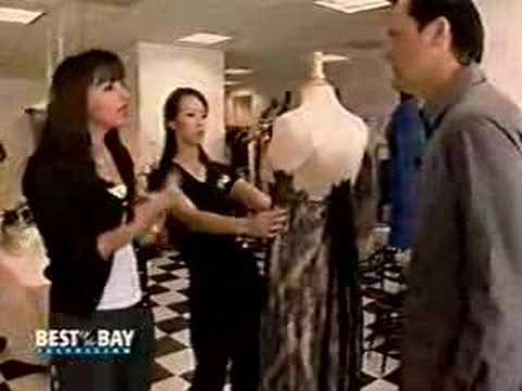 "Azadeh Couture on ""Best of the Bay"""