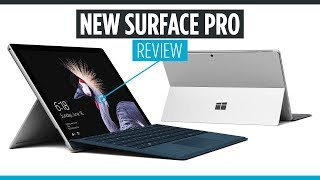 Review: The New Microsoft Surface Pro (2017) Surface Pro 5 -