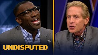 Skip and Shannon disagree about whether Kawhi has 'dethroned' LeBron | NBA | UNDISPUTED