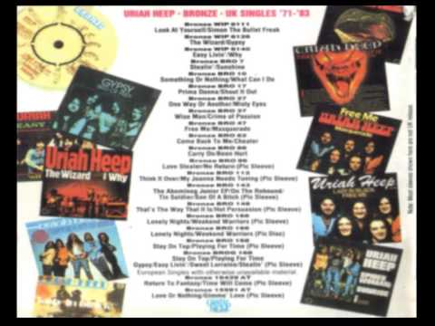 Uriah Heep - Easy Livin' : The Singles A's & B's (2006)[Full Album][HD]