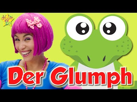 Der Glumph | Nursery Rhymes for Children | Videos for Kids | Songs By Debbie Doo