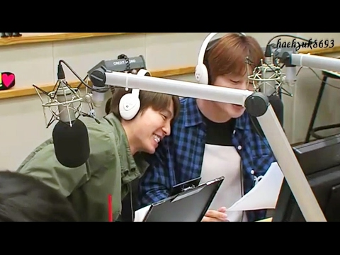 [Part 22] HaeHyuk/EunHae sweet moments - D&E Happy Quiz Sukira