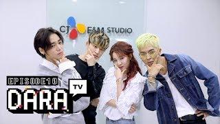 DARA TV │DARALOG #ep.10 GET IT BEAUTY 겟잇뷰티 래퍼특집