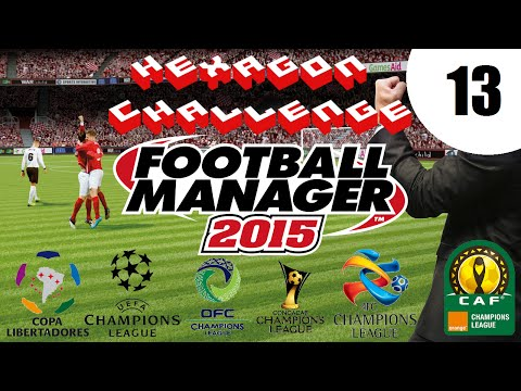 Pentagon/Hexagon Challenge - Ep. 13: Champions League Semi Final | Football Manager 2015