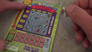 Loteria 6 Pack Of Fun Lottery Scratch Game Action Winning