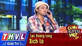 THVL | Cười xuyên Việt 2016 - Tập 10: Xích lô - Lạc Hoàng Long