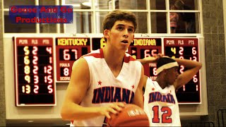 Ryan Cline Indiana All Star Games Highlights 2015