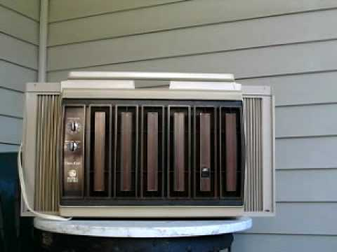 Ge Carry Cool Window Air Conditioner Youtube