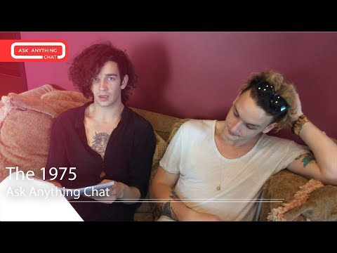 The 1975 MRL Ask Anything Chat w/ Romeo ‌‌(Full Version)