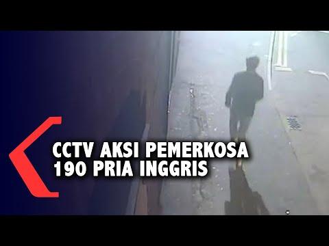 Rekaman CCTV Aksi Reynhard Sinaga, WNI Pemerkosa 190 Pria di Inggris