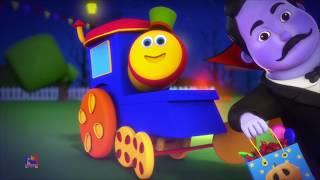 Хэллоуин Бит | Хэллоуин дети | боб поезд песня | Halloween Beat | Bob The Train Russia