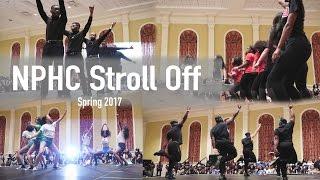 College Vlog: NPHC's Greek Stroll Off   UMD Night Life