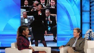 Jennifer Hudson Talks Her 'Dream' Role of Playing Aretha Franklin