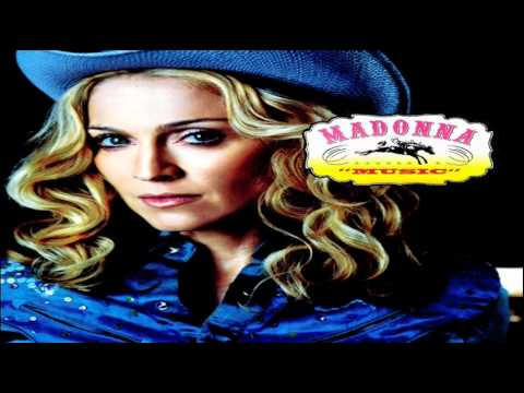 Madonna - I Deserve It (Album Version)