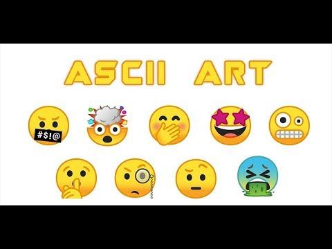Ascii Art Generator - Cool Symbol -Emoji - Letters 4 0 4