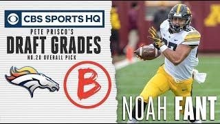 Noah Fant is a 'U Tight End' | NFL Draft 2019 | CBS Sports HQ