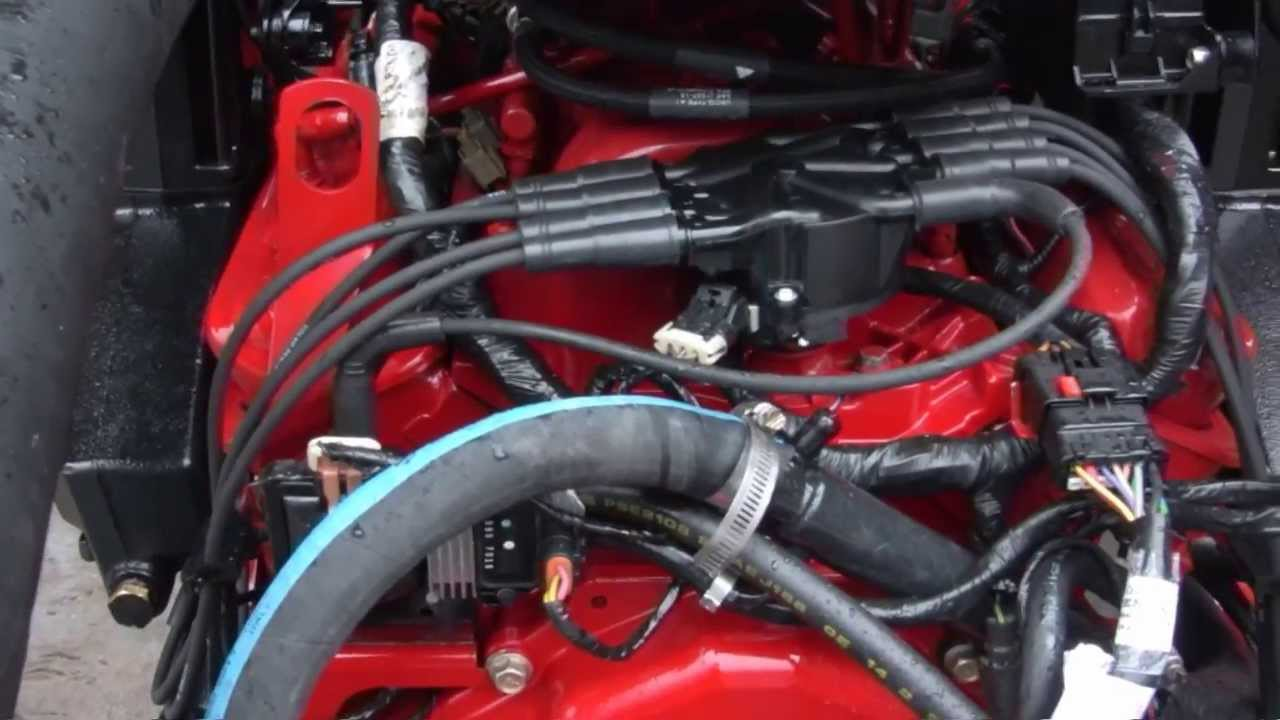 Volvo Penta 5 7l Gxi J Total Engine Rebuild Youtube