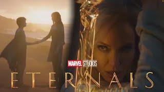 Marvel Studios Eternals Teaser Trailer Breakdown, Reaction, and Thoughts