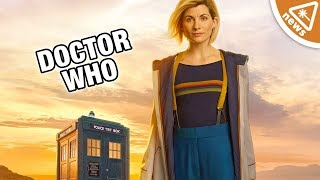 Breaking Down Our First Look at the New Doctor Who! (Nerdist News w/ Steve Zaragoza)