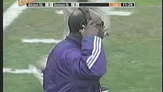 2005 Capital City Classic: Alcorn State Braves vs Jackson State Tigers