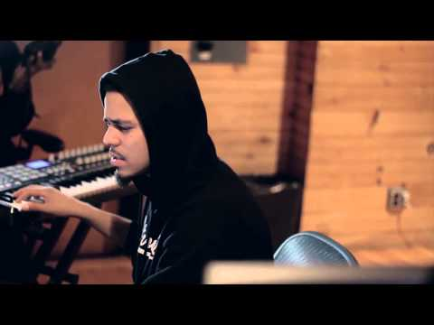Studio Session: J. Cole Breaks Down The Production For