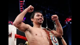 WHY MANNY PACQUIAO MAY BE A BIG PUNCHER THE ERROL SPENCE