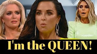 Did RHOBH Camille Grammer Meyer save season 9 reunion! Plus more Teddi Mellencamp housewives drama!